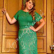 """Одежда ручной работы. Ярмарка Мастеров - ручная работа Платье """"Шетландские кружева"""". Handmade."""