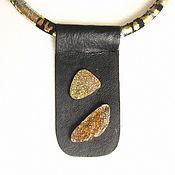 Украшения handmade. Livemaster - original item Necklace. The Incas gold.. Handmade.