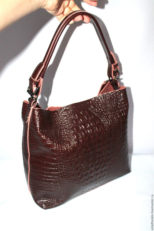 Хочу Vs Могу: сумка из кожи рептилий - Мода