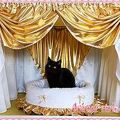 """Для домашних животных, ручной работы. Ярмарка Мастеров - ручная работа """"Боги Олимпа"""" оформление выставочной палатки. Handmade."""
