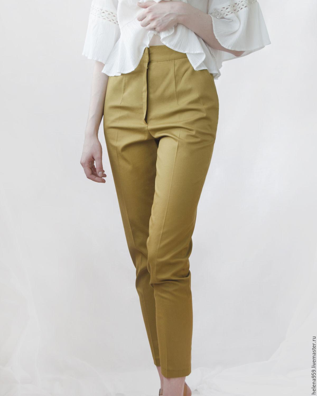 Укороченные брюки доставка