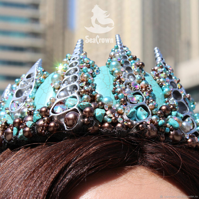 Фото настоящих корон из ракушки