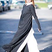 Одежда handmade. Livemaster - original item For women, dressy jumpsuit made of cotton - JP0343PM. Handmade.