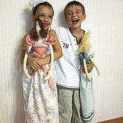 Куклы и игрушки ручной работы. Ярмарка Мастеров - ручная работа Балеринки для Алинки, Маринки, Иринки.... Handmade.