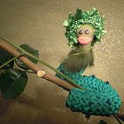 Куклы и игрушки ручной работы. Ярмарка Мастеров - ручная работа змейка подколодная. Handmade.