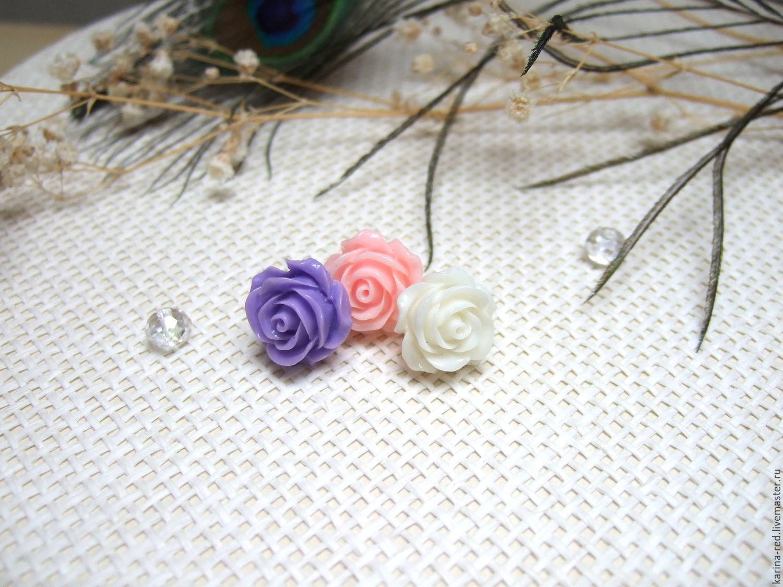 серьги фото гвоздики розы купить украшения ручной работы интернет магазин украшений купить подарок серьги фото нежные розы серьги купить украшения розами розовый белый лиловый фиолетовый цвет