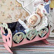 Куклы и игрушки handmade. Livemaster - original item Teddy - Bunny, but often gentle in bed. Handmade.