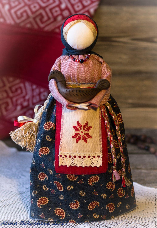 Как сделать куклу с заговором