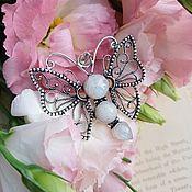 Фен-шуй и эзотерика handmade. Livemaster - original item Amulet Gentle Butterfly. Handmade.