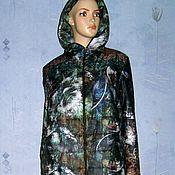 Одежда ручной работы. Ярмарка Мастеров - ручная работа Пальто стеганое ( макси) 2. Handmade.