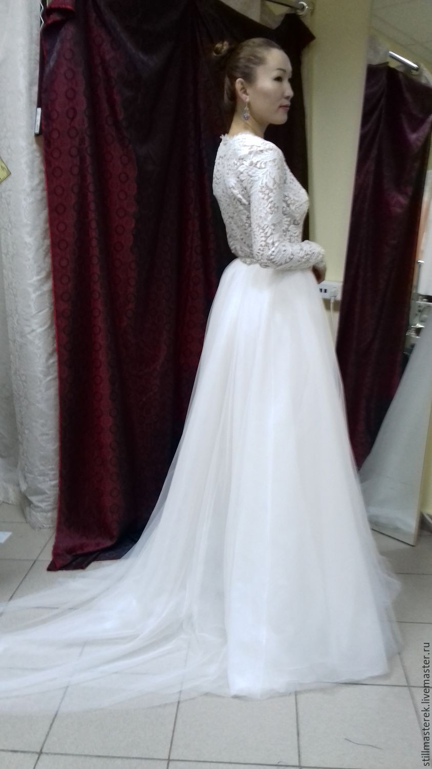Wedding dress transformer – shop online on Livemaster with shipping ...
