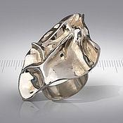 Украшения handmade. Livemaster - original item Ring silver Dolphins. Handmade.