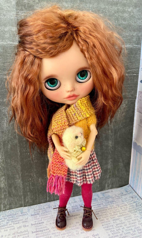 Кукла Блайз (ТБЛ) кастом Blythe, Кастом, Тула,  Фото №1
