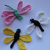 Работы для детей, ручной работы. Ярмарка Мастеров - ручная работа Насекомые крючком. Handmade.