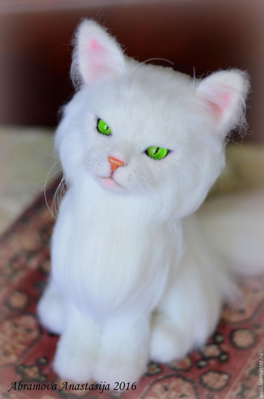 Белый кот перевод
