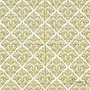 Материалы для творчества handmade. Livemaster - original item Napkins for decoupage gold openwork. Handmade.