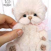 Мягкие игрушки ручной работы. Ярмарка Мастеров - ручная работа Котёнок. Handmade.
