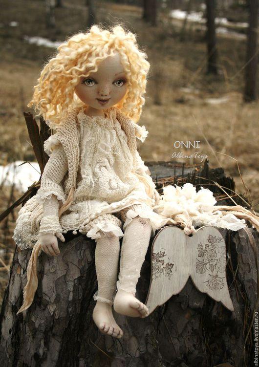 Текстильные куклы. Текстильная кукла. Коллекционный ангел. Казань Альбина Шаронова