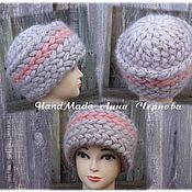 Аксессуары handmade. Livemaster - original item hat knitted. Handmade.