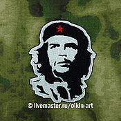 Материалы для творчества handmade. Livemaster - original item patch Che Guevara (dorsal). Handmade.