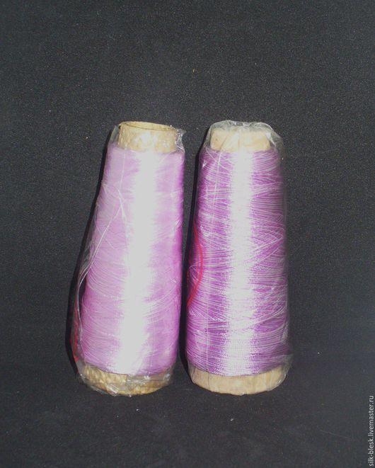 Другие виды рукоделия ручной работы. Ярмарка Мастеров - ручная работа. Купить Шелк натуральный вышивальный Китай. Handmade.