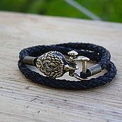 Украшения handmade. Livemaster - original item Bracelet Sokol( double ). Handmade.