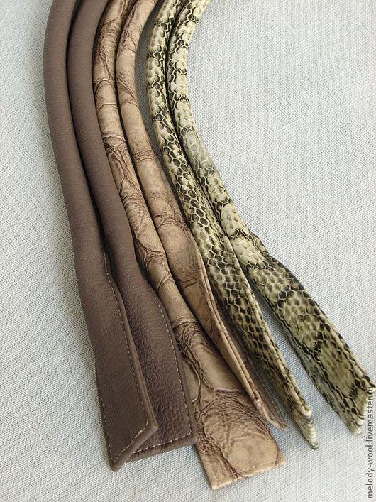 Другие виды рукоделия ручной работы. Ярмарка Мастеров - ручная работа. Купить Ручки для сумок пришивные. Handmade. Ручки для сумок
