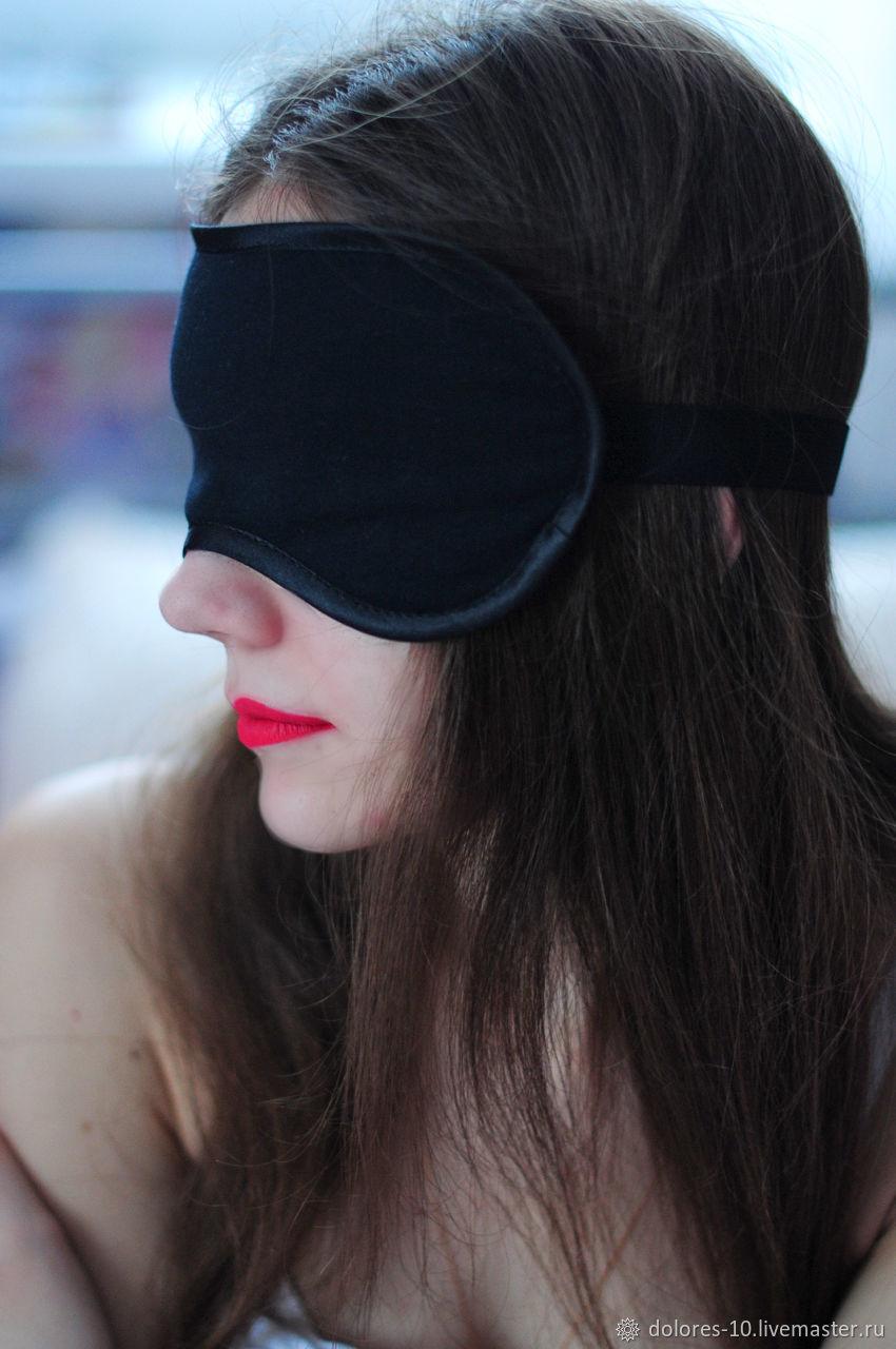 Sleep mask in 'the Dark night», Sleep masks, Moscow,  Фото №1