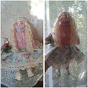 Куклы и игрушки ручной работы. Ярмарка Мастеров - ручная работа Цветочная феечка Надюша. Handmade.