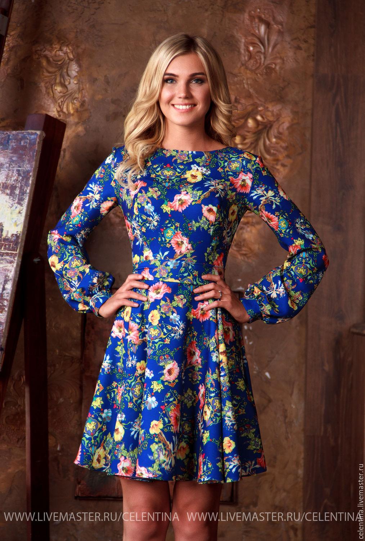 Платье летнее своими руками нарядное фото 303