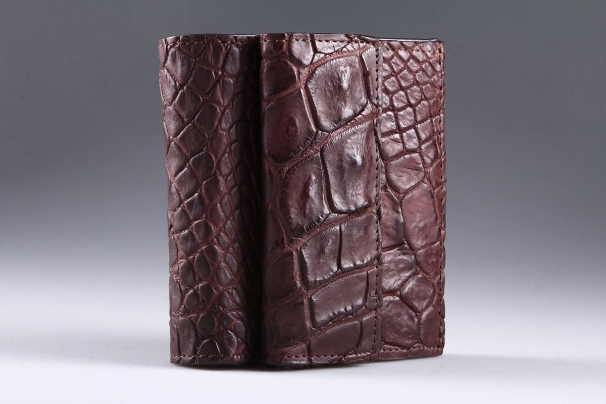 Wallet crocodile leather IMA0123VK5, Wallets, Moscow,  Фото №1