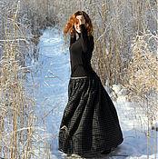 """Одежда ручной работы. Ярмарка Мастеров - ручная работа Юбка в пол """" Алиса"""". Handmade."""