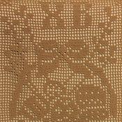 Для дома и интерьера ручной работы. Ярмарка Мастеров - ручная работа Пасхальная салфетка. Handmade.