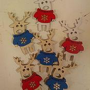 Подарки к праздникам ручной работы. Ярмарка Мастеров - ручная работа Игрушка - брелок. Handmade.