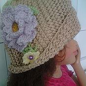 Работы для детей, ручной работы. Ярмарка Мастеров - ручная работа Летние панамки и шапочки. Handmade.