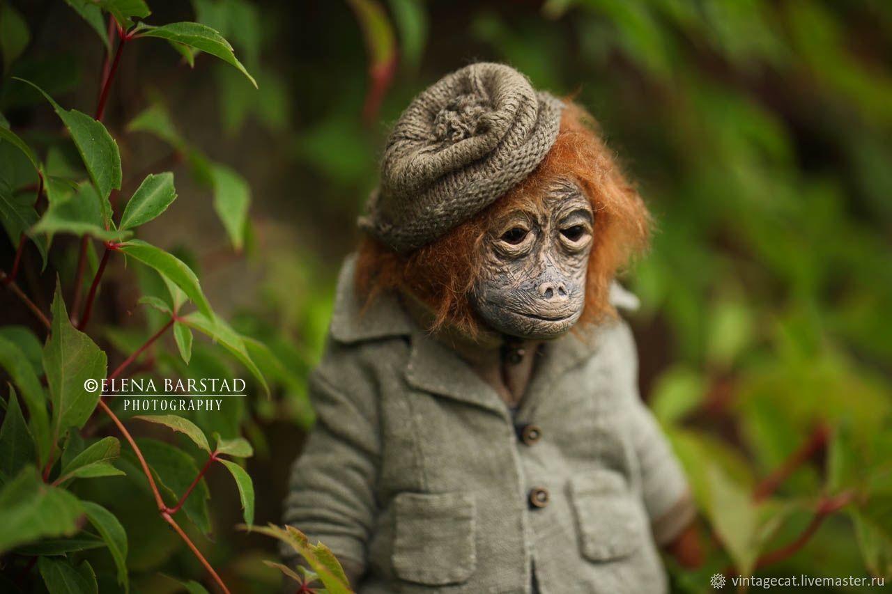 Mr. Monkey, Мягкие игрушки, Кристиансанд,  Фото №1