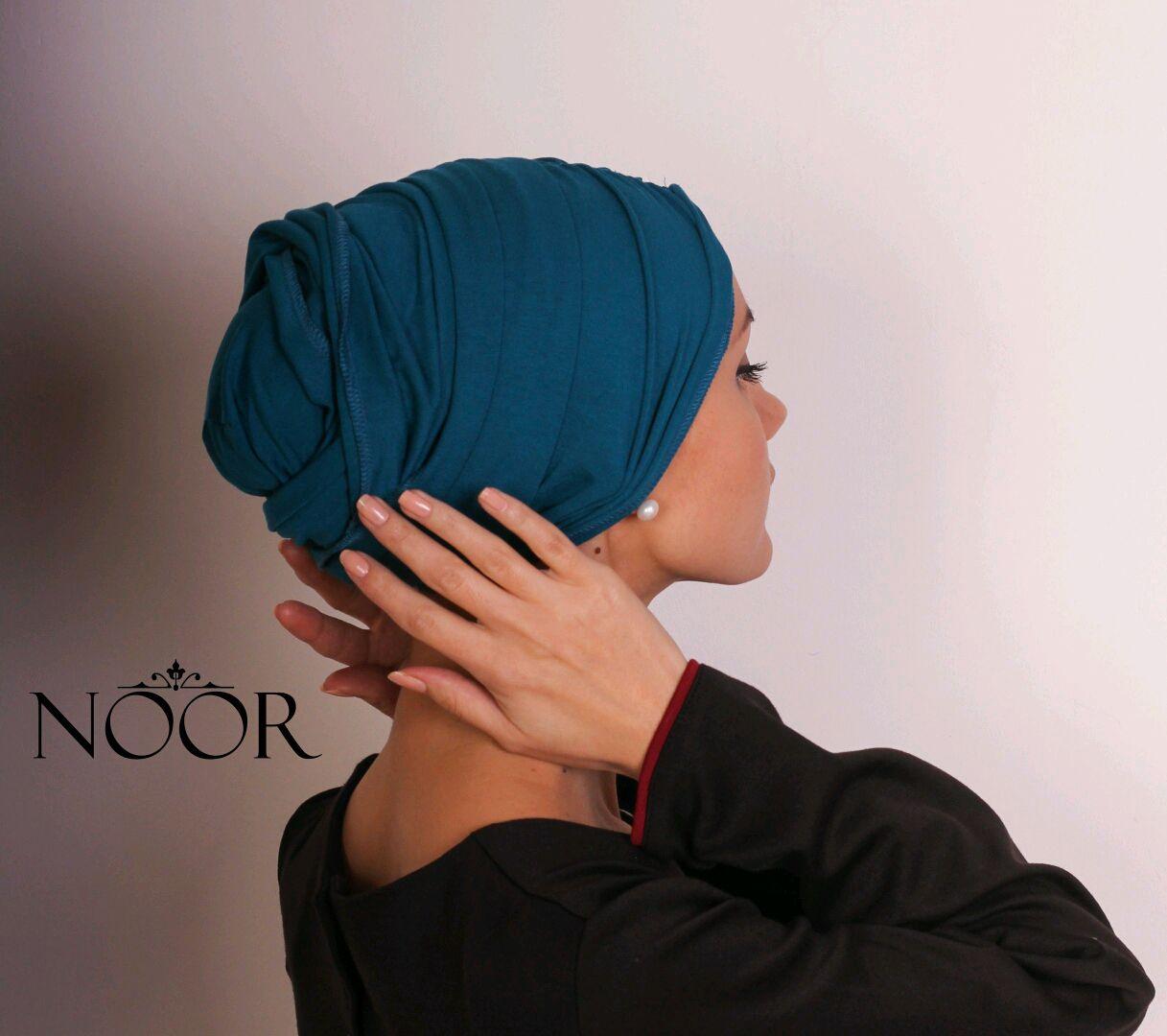 Полотенце для головы шьём своими руками 97