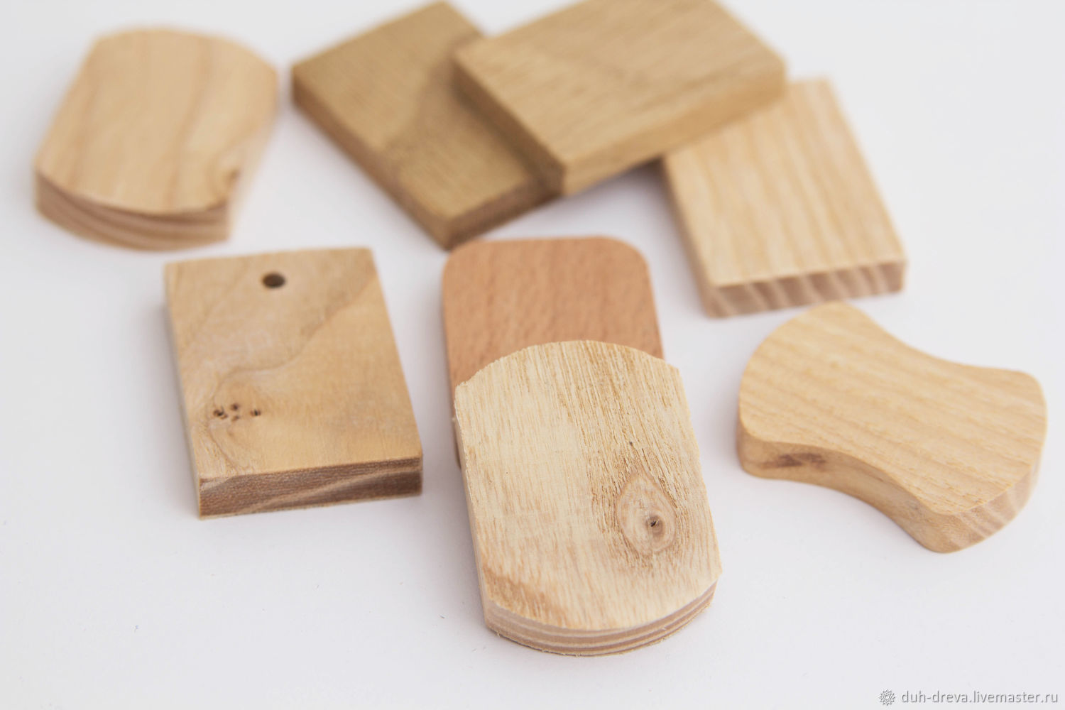 Wooden dies (rejection), Materials for carpentry, Vladimir,  Фото №1