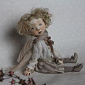 Куклы и игрушки ручной работы. Ярмарка Мастеров - ручная работа Маленький принц кукла будуарная. Handmade.
