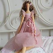 Куклы и игрушки ручной работы. Ярмарка Мастеров - ручная работа Текстильная кукла Жизель. Handmade.