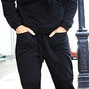 Одежда ручной работы. Ярмарка Мастеров - ручная работа Мужские брюки Terry Men. Handmade.