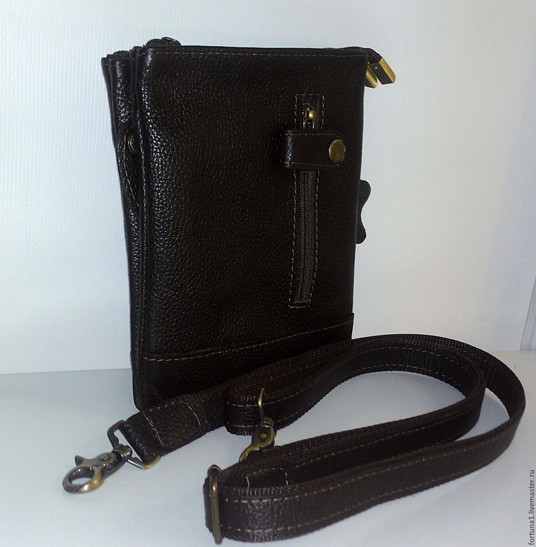 Bag leather 213, Classic Bag, St. Petersburg,  Фото №1