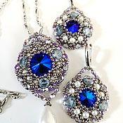 Украшения handmade. Livemaster - original item Two piece jewelry set. Handmade.