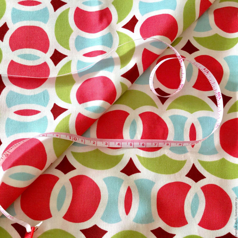 American 100% cotton Fabrics from Markus, Fabric, Kaliningrad,  Фото №1