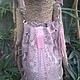 Женские сумки ручной работы. Сумка розовая. Paradise Bali. Интернет-магазин Ярмарка Мастеров. Сумка из питона, сумка из кожи