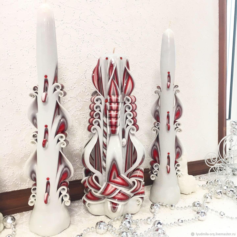 Семейный очаг, Свадебные свечи, Санкт-Петербург,  Фото №1
