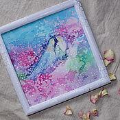 Картины и панно handmade. Livemaster - original item Dawn. Handmade.