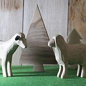 Вальдорфские куклы и звери ручной работы. Ярмарка Мастеров - ручная работа Вальдорфские куклы и звери: Овцы. Handmade.
