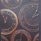 """Материалы для творчества ручной работы. Ярмарка Мастеров - ручная работа """"Шоколад"""" - темно-коричневый перламутровый кардсток. Handmade."""
