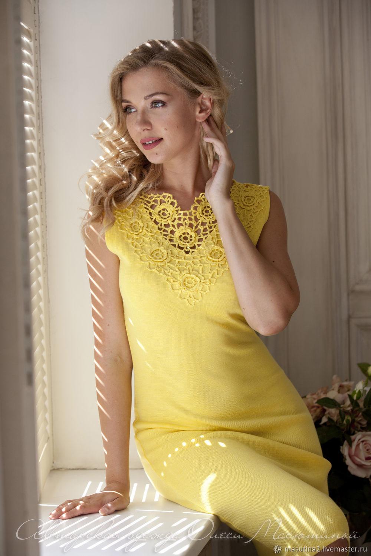 Dress 'southern sun', Dresses, St. Petersburg,  Фото №1